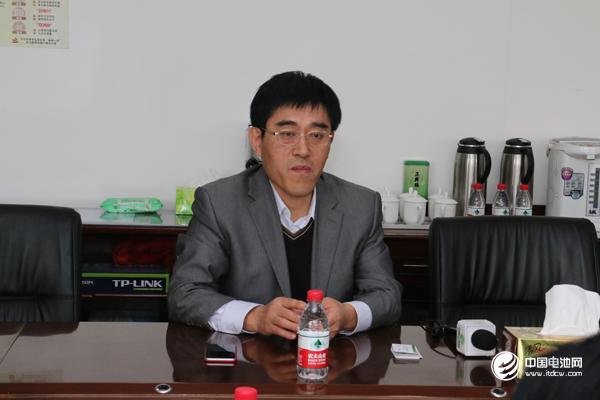 金牛电源总经理赵庆云