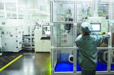 国轩动力电池二期投产 全部达产后总产能达6亿安时