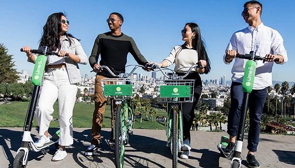 风投热捧共享电动滑板车 美国旧金山居民却不堪其扰