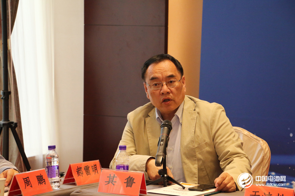 北京大学新能源材料与技术实验室主任/博士生导师/国务院特殊津贴专家其鲁