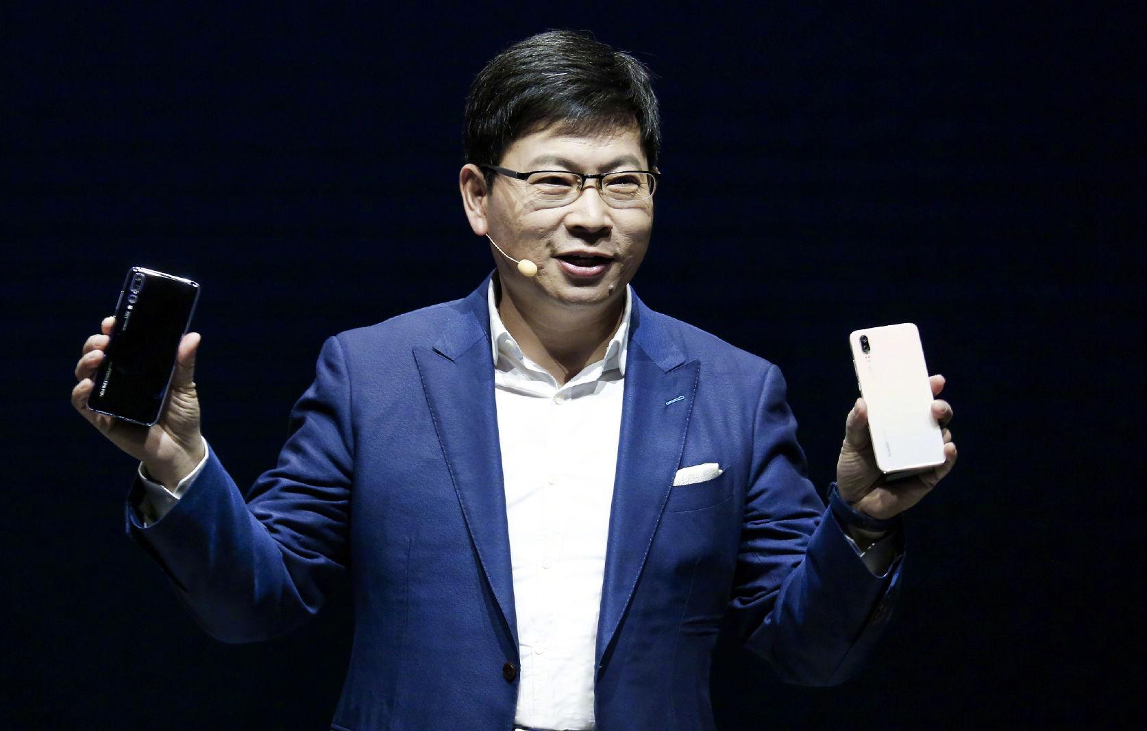 美媒假想苹果在华禁售:华为将成最大智能手机制造商