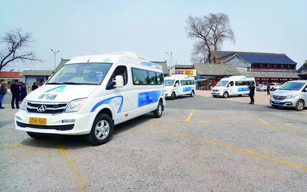 中国氢燃料电池汽车 第一支商业化营运车队上线