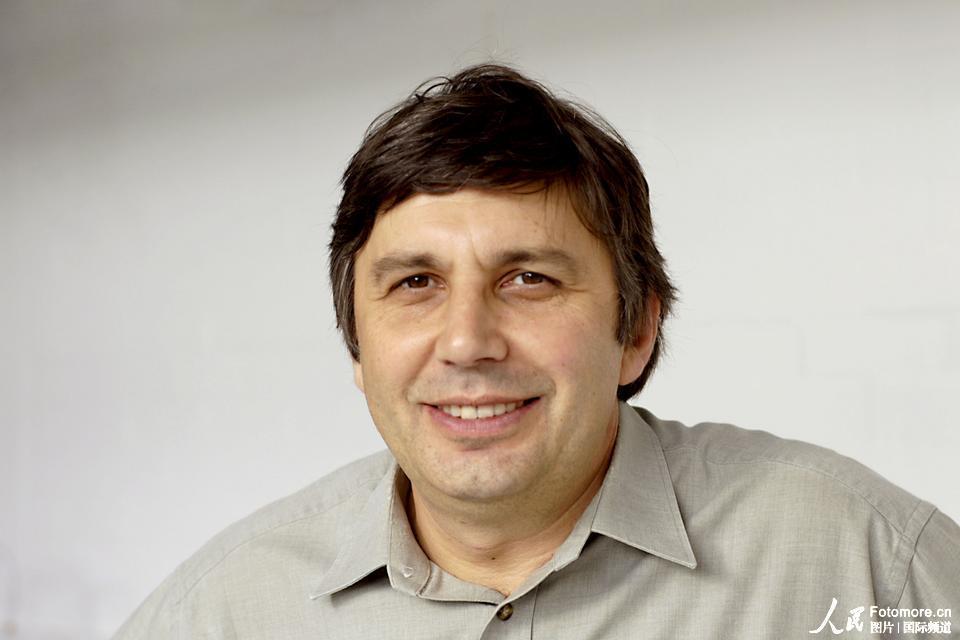 诺贝尔奖得主安德烈·盖姆