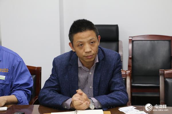 锂动电源技术总监蔡洪波