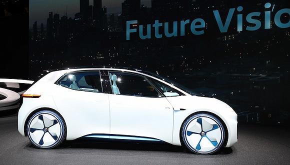 硬杠特斯拉 大众汽车刚订购了400亿欧元的动力电池