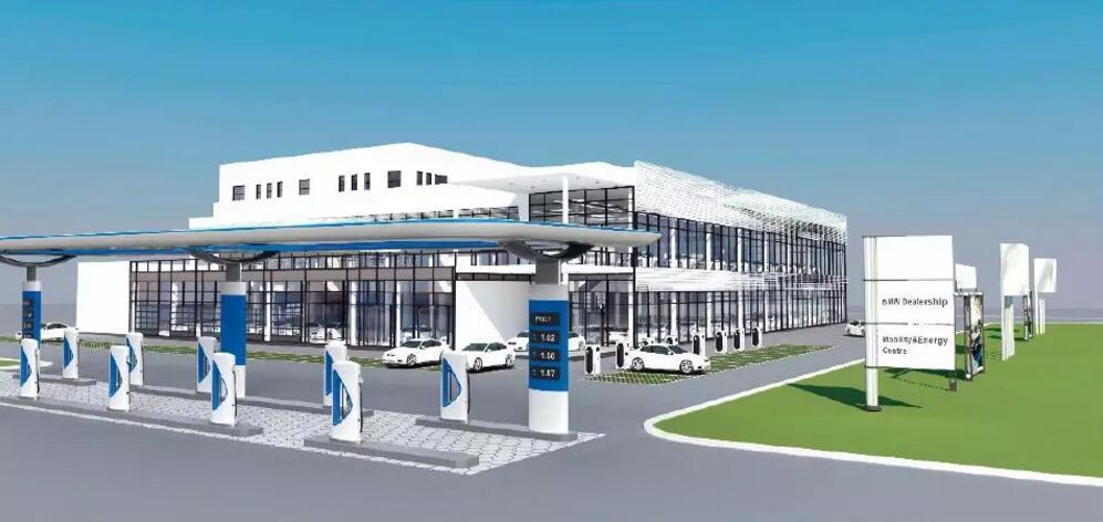 2020年德国电动车将发展到100万辆 充电市场升温