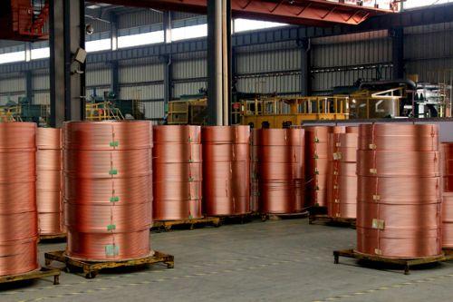 铜基新材料产业集聚发展基地产值增长33.1%