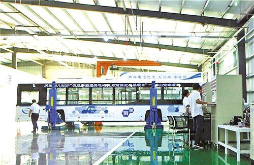 氢燃料电池国产化提速 新兴产业布局持续推进