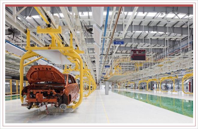 建设投资近12亿 合众新能源工厂竣工/年产8万台
