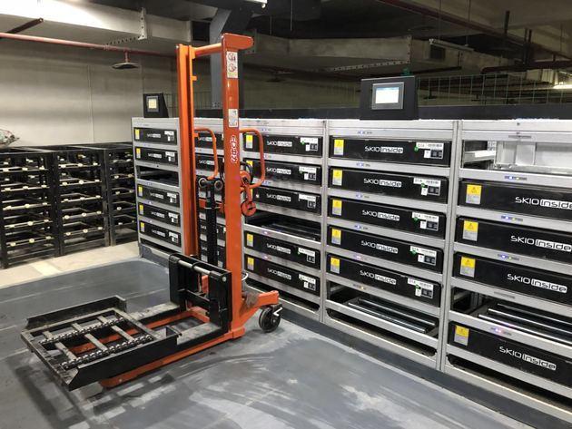 时空电动电池板块获天汽模参股 换电网络项目倚重网约车平台