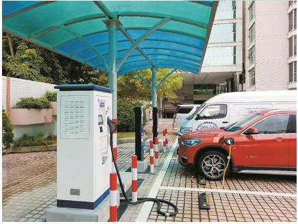 油电混合车遭遇充电难 市民呼唤充电设施和相关配套更给力