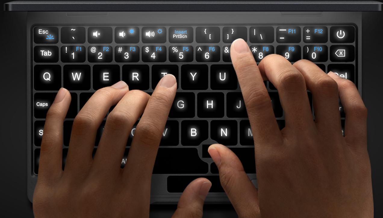 出差就带壹号本  7英寸最小笔记本电脑OneMix即将上市