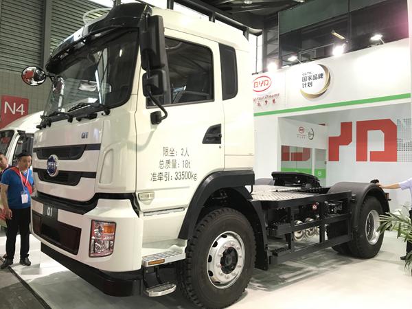 聚焦绿色发展 比亚迪商用车亮相亚洲物流双年展