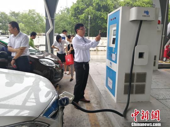 广东电网计划投资27亿元完善电动汽车充电网络
