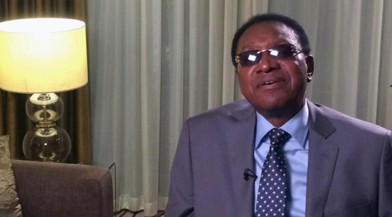 刚果总理Bruno Tshibala