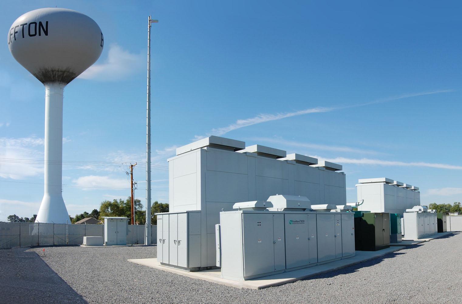 电池行业新战场  比亚迪、宝马等企业布局储能市场