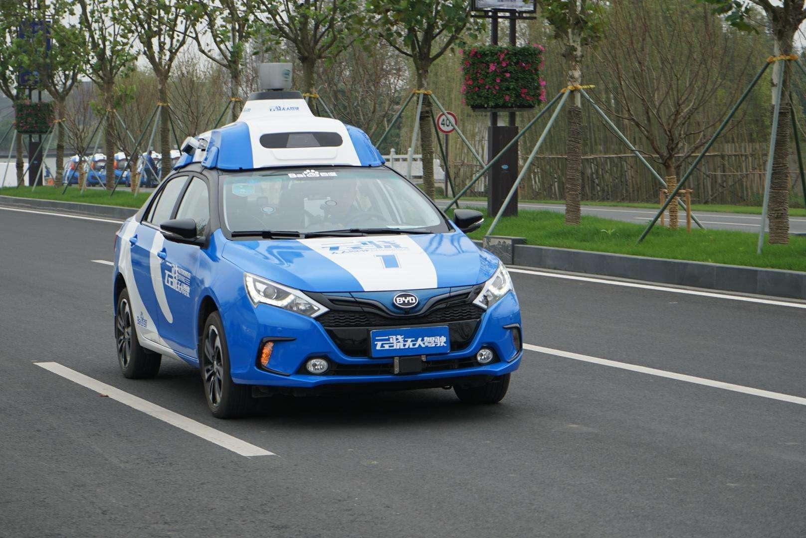 """多地开放路测 为自动驾驶产业集群""""铺路"""""""