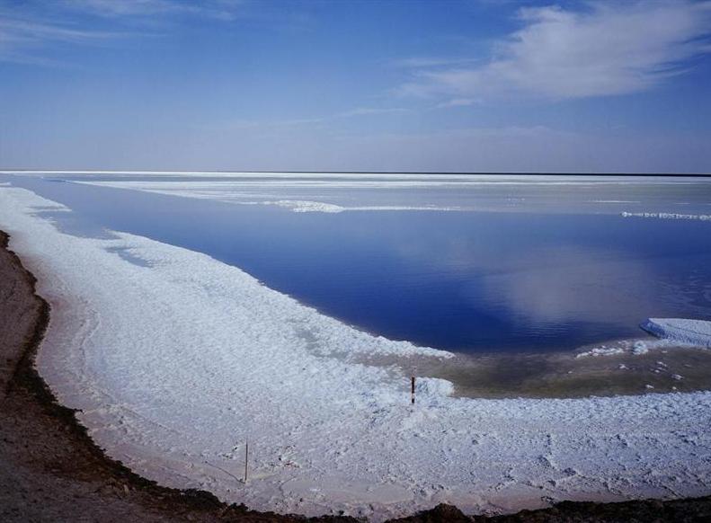 青海湖 碳酸锂