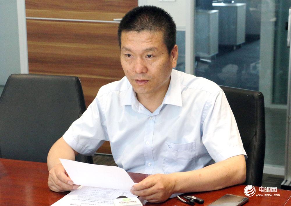 蓝科途总经理杨波