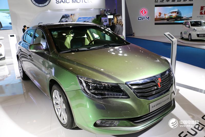 上海燃料电池