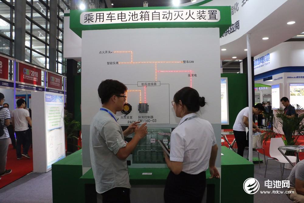 提供电池安全解决方案 创为新能源热失控探测系统出货量超10万套