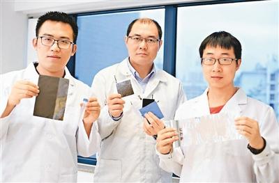 """挑战锂电池""""霸主""""地位 香港高校研发水系锌电池"""