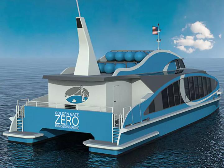 GGZEM获得300万美元资助用于建造美国第一艘氢燃料电池船