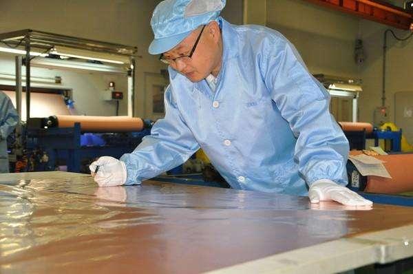 铜冠铜箔公司新产品6微米锂电箔开发纪实