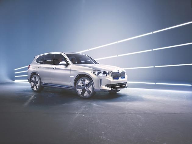 "BMW iX3""落户""沈阳 宝马与华晨合作再升级"