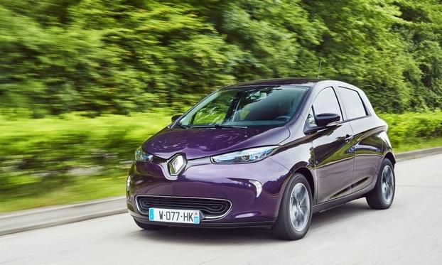 雷诺计划将Zoe电动车产量翻番 新款Zoe明年上市