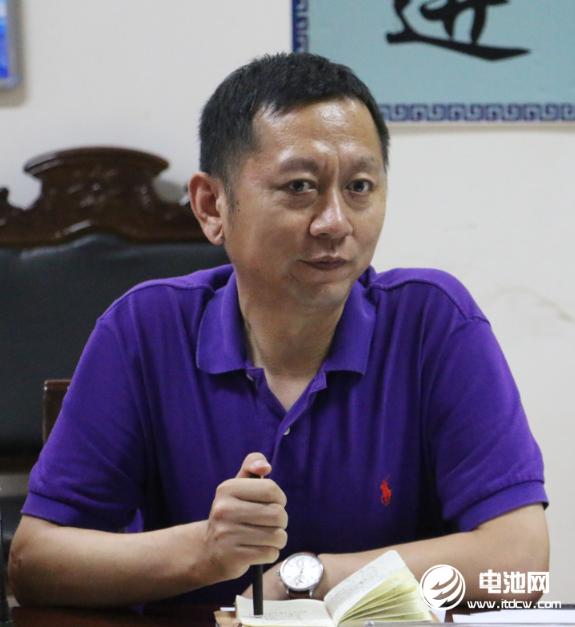 宁波容百副总裁刘德贤