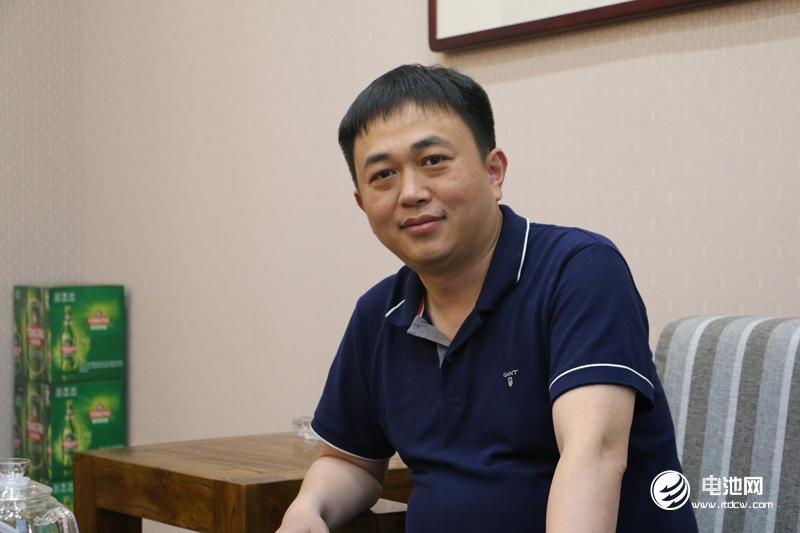 中科华联董事长郅立鹏