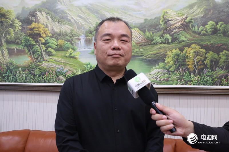 中科华联总经理陈继朝