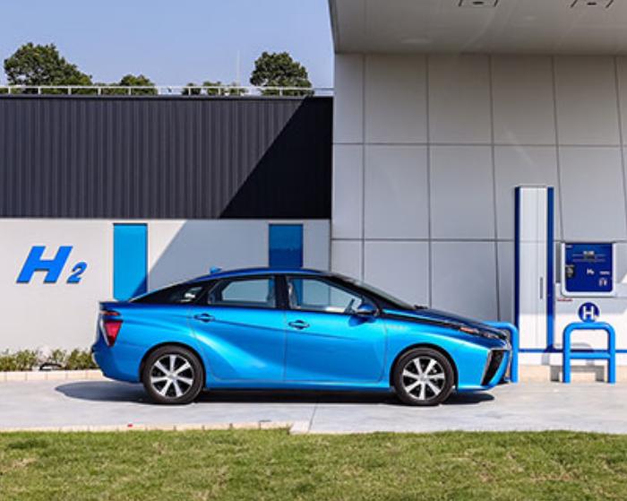 【汽车周报燃料】丰田拟扩大氢燃料档位电池生比亚迪f3电池置示意图图片