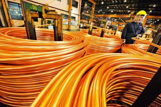 日本最大铜生产商:铜价已触底 年底前将重回7000美元高点
