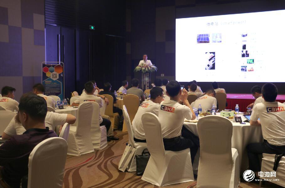 """电池百人会企业家""""问道""""活动闭门沙龙现场"""