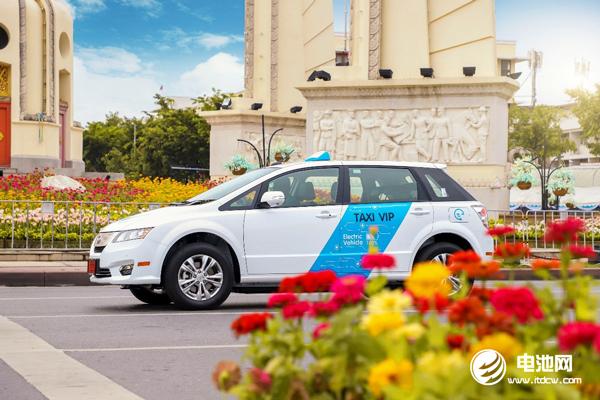 比亚迪百台e6交付曼谷 签下1000台电动汽车订单