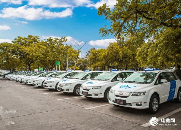 中国会掌控电动汽车的未来吗?