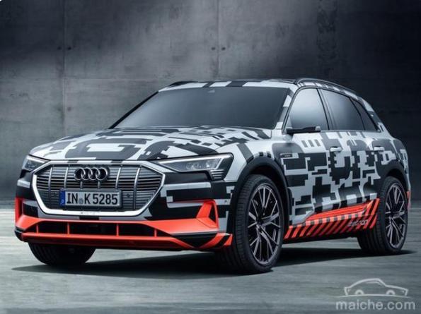 奥迪国产电动车续航达500km 宁德时代提供电池组