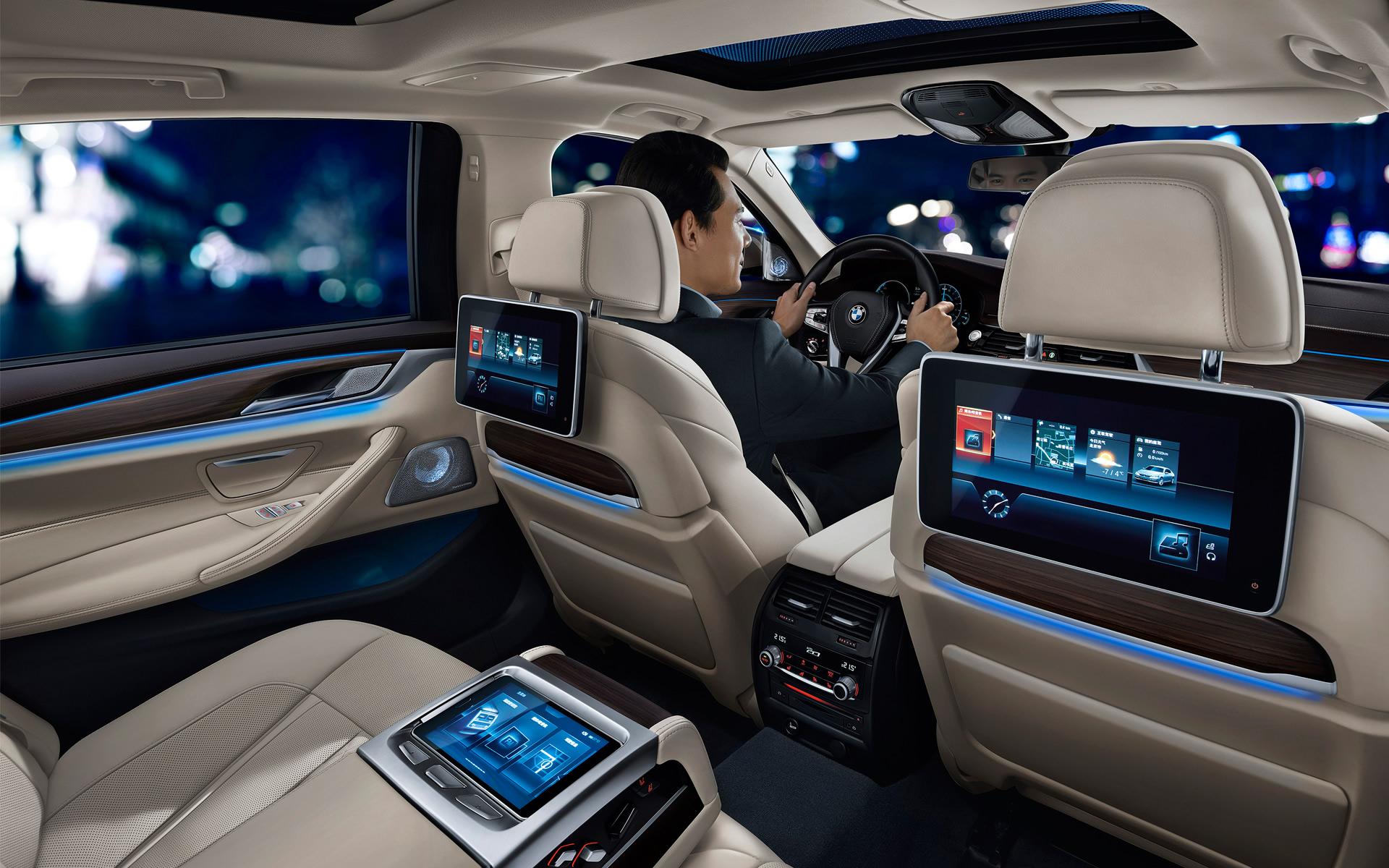 BMW 5系插电式混合动力