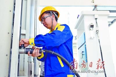 广东拟打造千亿氢燃料电池车 产业链规划已达7万辆产能