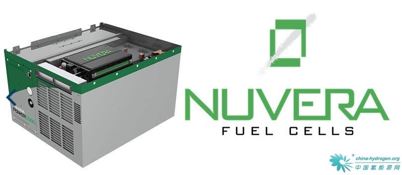 Nuvera与润丰合作在中国销售燃料电池