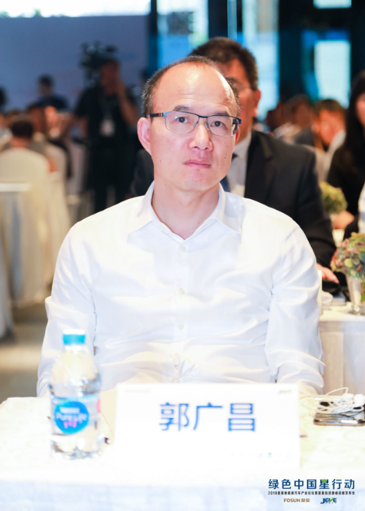 复星国际董事长郭广昌
