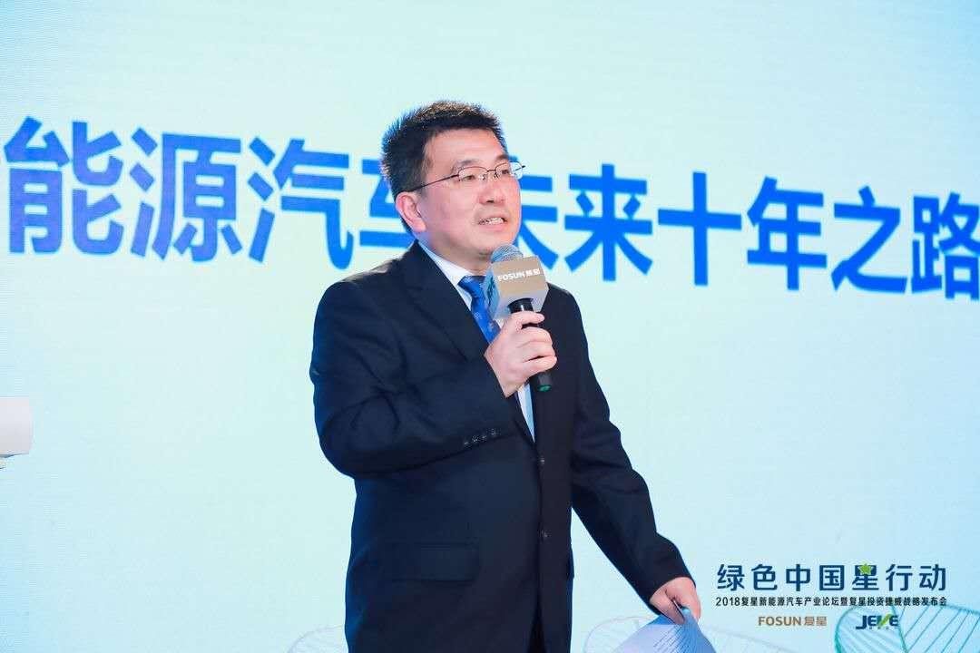 复星全球合伙人、复星创富CEO张良森