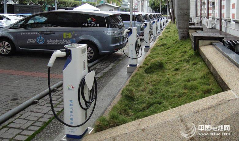 北京热门地段将增千余充电桩 行业发展再添动力