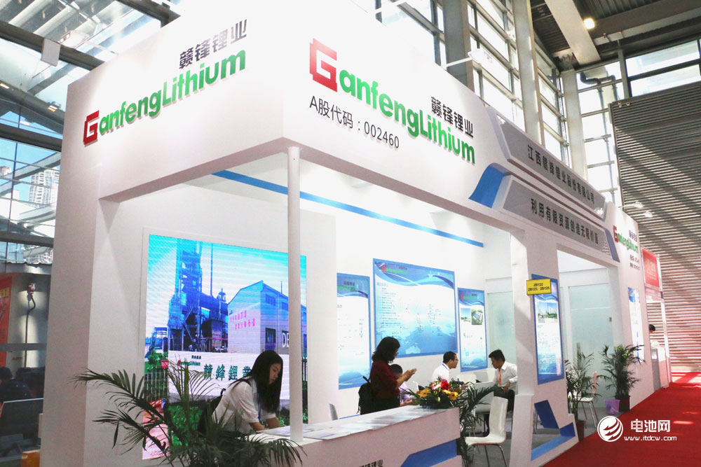 赣锋锂业与宝马签订五年协议 为其供应锂材料