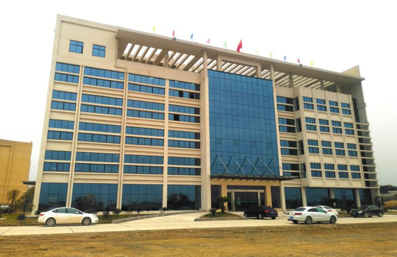 江西石磊氟材料有限责任公司