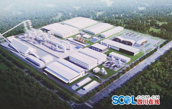 天齐锂业年产2万吨电池级碳酸锂项目落户四川遂宁新工厂