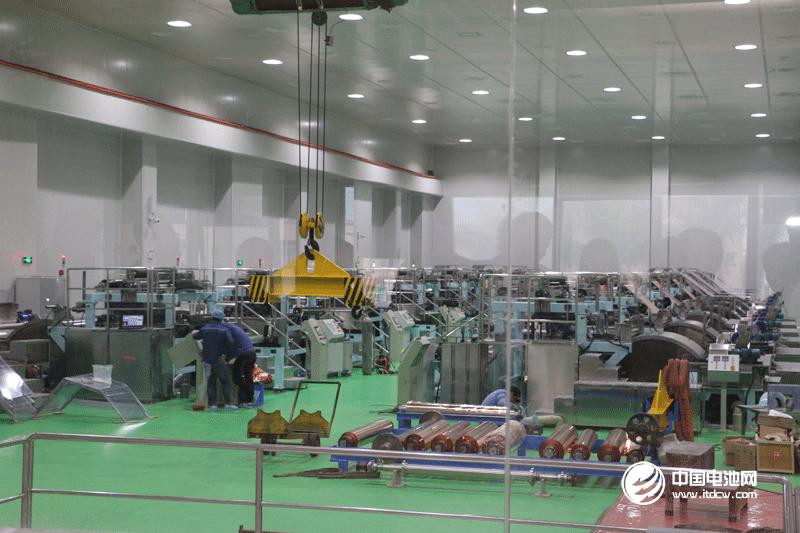 技术赋能 锂电铜箔龙头在结构优化中快速升级