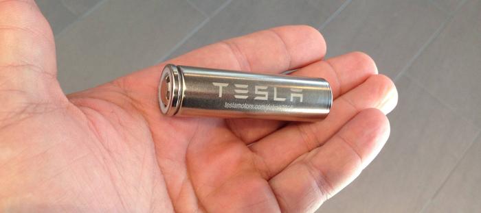 特斯拉正改进电池芯设计 实现每千瓦时电池组只需100美金